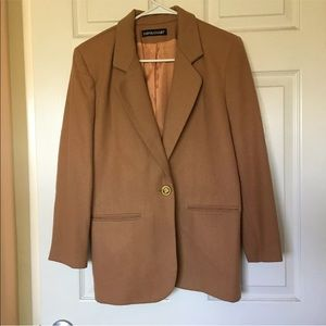 Savannah women's wool blazer
